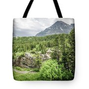 Mountain Vistas Tote Bag