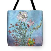Mountain Wildflowers II Tote Bag