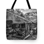 Mountain Workshop Tote Bag