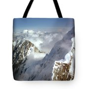 Mountain's Edge Tote Bag