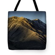 Mountains In Argentina Tote Bag