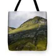 Mountains In Morning Light Tote Bag