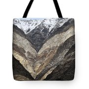 Mountains Of Ladakh Tote Bag