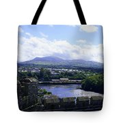 Mountains Of Wales Tote Bag