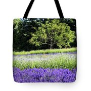 Mountainside Lavender Farm Tote Bag