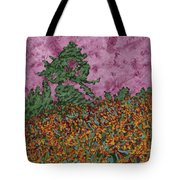 Mountbretia Evening Tote Bag