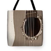 Mounted 6 String Tote Bag