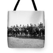 Mounted Guard, 1921 Tote Bag