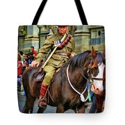 Mounted Infantry 2 Tote Bag