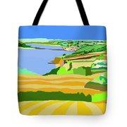 Mounts Bay Cornwall Tote Bag