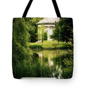 Mournful Reflections Tote Bag