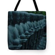 Mourning Row Tote Bag