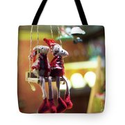 Mouse Love London Tote Bag