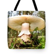 Mouse View Tote Bag