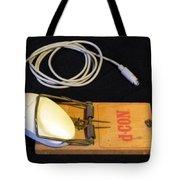 Mousetrap Tote Bag