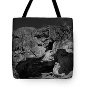 Mouth Of Rock Tote Bag