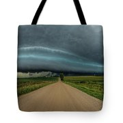 Mouth Of The Beast  Tote Bag