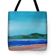 Mouth Of The River Exe Tote Bag