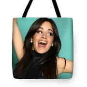Mouth Open Tote Bag