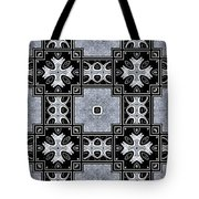 Movement In Abstraction Tote Bag