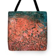 Movement Of Color IIi Tote Bag