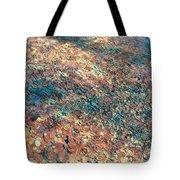 Movement Of Color V Tote Bag