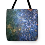 Movement Of Color Viii Tote Bag