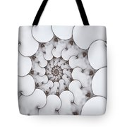 Movement Of Sorrow Tote Bag