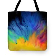 Movements In Color Tote Bag