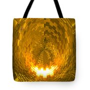 Moveonart Abstract Retro Light Action 1 Tote Bag