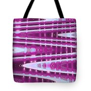 Moveonart Abstract Waves And Light One Tote Bag