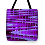 Moveonart Abstract Waves And Light Seven Tote Bag