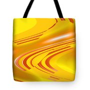 Moveonart Aerospace Voyager Tote Bag