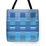 Moveonart Aqua Program Four Tote Bag