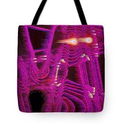 Moveonart Art Shocked By The Future One Tote Bag