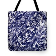 Moveonart Black And White Textured 2 Tote Bag