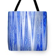 Moveonart Blue Dream Frequency Tote Bag