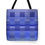 Moveonart Blue Program One Tote Bag