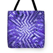 Moveonart Blue Shock Tote Bag