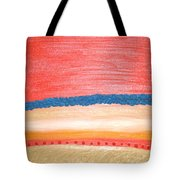 Moveonart California Sunset Tote Bag