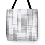 Moveonart Clear Creative Technology Tote Bag