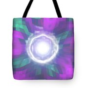 Moveonart Creative Mind Blessing Tote Bag