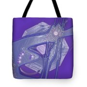Moveonart Creative Peaceful Creature Four Tote Bag