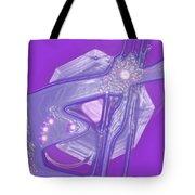 Moveonart Creative Peaceful Creature Six Tote Bag