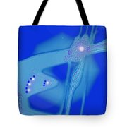 Moveonart Creative Peaceful Creature Three Tote Bag
