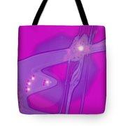 Moveonart Creative Peaceful Creature Two Tote Bag