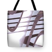 Moveonart Daily Planet Wave 1 Tote Bag