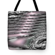 Moveonart Daily Planet Wave 2 Tote Bag