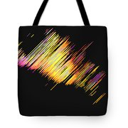 Moveonart Dream Light At Night Tote Bag