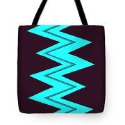 Moveonart Electricaqua Tote Bag